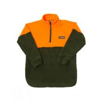 Swazi Kids HV Bushshirt Blaze Orange Size 2