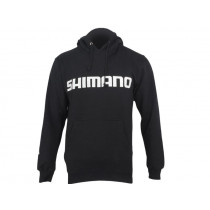 Shimano Fleece Hoodie Black Medium