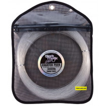 Black Magic Tough Trace 100m Charter Pack 300lb