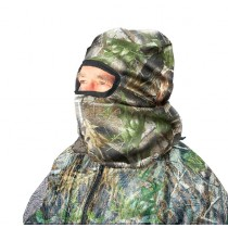 Allen Full Head Net Hardwoods Green