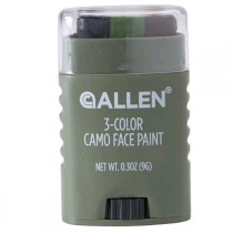 Allen 3 Colour Camo Face Paint Stick