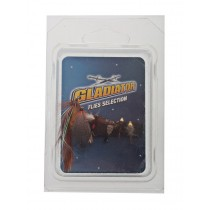 Gone Fishing Gladiator Fly Selection with 6 Popular Flies
