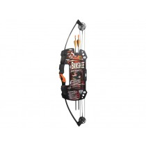Barnett Banshee Quad Compound Junior Archery Set