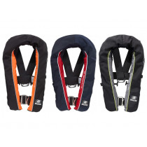 Baltic Winner 165 Manual Inflatable Life Jacket with Harness
