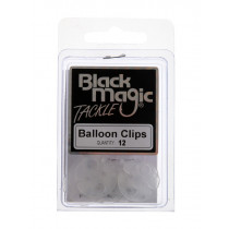 Black Magic Spare Quick Release Balloon Clip Pack Qty 12