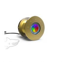 Bluefin LED Great White GW48 Colour Change Thru-Hull Underwater Light 155W 24V