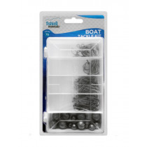 Fishing Essentials 76-Piece Boat Tackle Kit