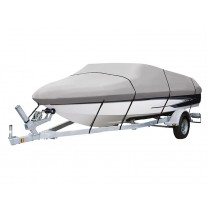 Deluxe Trailable Boat Cover