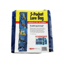 Boone 5-Pocket Lure Bag