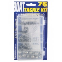 Pro Hunter 76-Piece Boat Tackle Kit