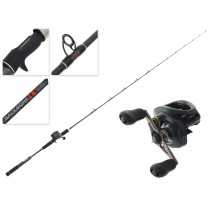 Shimano Curado 200 HG and Backbone Elite Slow Jig Combo 7ft 5-8kg 2pc