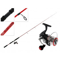 Jarvis Walker Airstrike 4000 Softbait Spin Combo 7ft 8kg 2pc