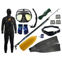 Spearfishing Startup Package