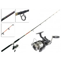 Shimano Baitrunner 6000 OC and Eclipse Straylining Combo 6ft 8-12kg 1pc