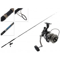 Shimano Baitrunner 8000 OC and Vortex Rock Combo 10ft 10-15kg 2pc