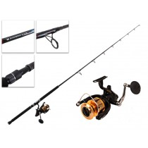Shimano 12000D Baitrunner and Backbone Elite Straylining Combo 7ft 10-15kg 1pc