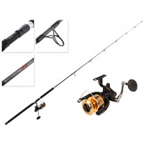 Shimano 12000D and Backbone Rock-Stickbait Combo 8ft 3in 30-50lb 2pc