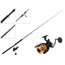 Shimano Baitrunner 12000 D and Backbone Travel Straylining Combo 6ft 10in 10-15kg 2pc