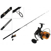 Shimano Baitrunner 12000 D and Vortex Spinning Combo 6ft 10in 10-15kg 1pc