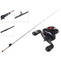 Shimano Caenan 150 A and Catana Trout Jigging Combo 7ft 2-5kg 2pc