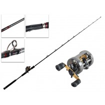 Shimano Corvalus 400 and Lucanus Slow Jigging Combo
