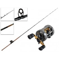 Shimano Corvalus 400 and Catana Baitcaster Light Boat Combo 7ft 5-8kg 1pc