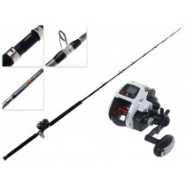 Shimano Dendou-Maru Plays 1000 and Backbone Electric Travel Combo 5ft 10in 10-15kg 2pc