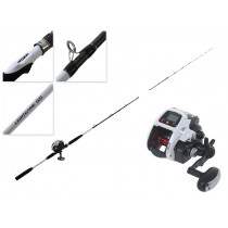 Shimano Dendou-Maru Plays 1000 and Light Game Electric Combo 6ft 2in 15-20lb 2pc