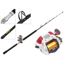 Shimano Dendou Maru 4000 and Tiagra Stand Up Combo 5ft 4in 37kg 1pc