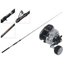 Shimano Dendou-Maru ForceMaster 400 and Backbone Lucanus Electric Combo 6ft 6in 80-150g 1pc