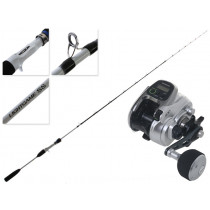 Shimano Dendou-Maru ForceMaster 400 and LightGame Electric Combo 5ft 9in 4-10lb 2pc