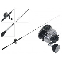 Shimano Dendou-Maru ForceMaster 400 and Light Game Electric Combo 6ft 2in 15-20lb 2pc