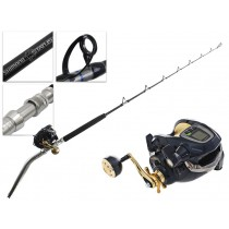 Shimano Beast Master 9000 and Bent Butt Electric Boat Combo 5ft 2in PE5-8 2pc