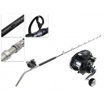 Shimano Dendou-Maru Forcemaster 9000 and Status Electric Combo 5ft 2in PE5-8kg 2pc