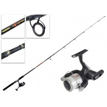 """Shimano FX 2500 and Eclipse Trout Spinning Combo 6'6"""" 2-4kg 2pc"""
