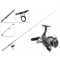 Shimano Syncopate 2500 FG and Catana Trout Spin Combo 3-5kg 7ft 2pc