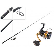 Shimano Stella 14000 SWBXG and Energy Concept Topwater Combo 8ft 3in 70-120g PE3-6 2pc
