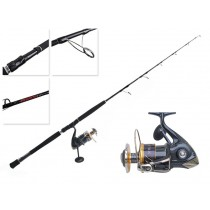 Shimano Stella 20000 SWBPG and Anarchy Jigging Combo 5ft PE8 1pc