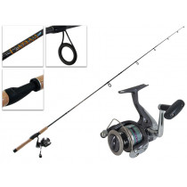 Shimano Sienna 2500 FE and Catana Trout Spinning Combo with Tube 6ft 6in 3-5kg 4pc