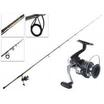 Shimano Sienna 4000 FE and Catana Softbait Combo 7ft 3in 6-8kg 2pc