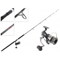 Shimano Spheros 10000 SW and Backbone Topwater Combo 8ft 3in 30-50lb 2pc