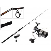 Shimano Spheros 10000SW and Backbone Elite Jig Combo 400gm