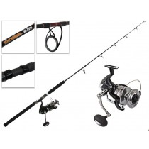 Shimano Spheros 20000 SW and Backbone Elite Spin Jigging Combo 5ft 5in 400g 1pc