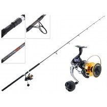 Shimano Socorro and Backbone Topwater Combo 8ft 3in 30-50lb 2pc
