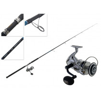 Shimano Saragosa 10000 SW and Energy Concept Topwater Combo 8' PE3-6 3pc