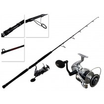 Shimano Saragosa 20000SW and Anarchy Jigging Combo 5ft PE8 1pc
