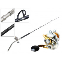 Shimano Talica 25 II and Status Bent Butt Game Combo 5ft 10in 50lb 2pc