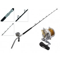 Shimano Talica 50 II and Tiagra Stand Up Game Combo Bent Butt 37kg