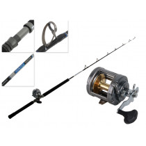 Shimano Tekota 700 and Vortex 2017 Overhead Combo 5ft 7in 15-24kg 1pc