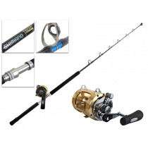 Shimano Tiagra 50 WLRSA and Tiagra Stand Up Big Game Combo 5ft 6in 24kg 1pc